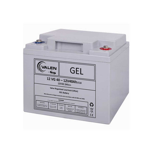 Gel Battery Valen 12v 40ah