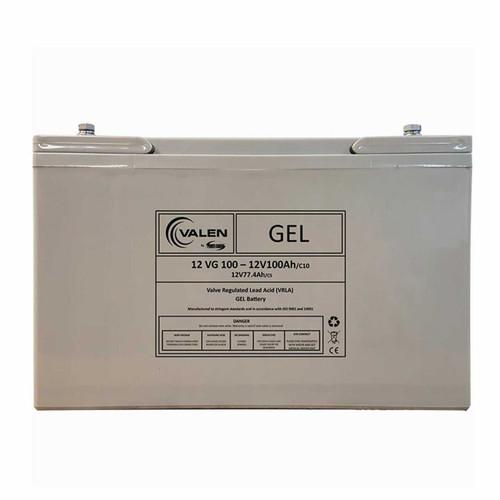 Gel Battery Valen 12v 100ah