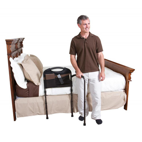 Stander Mobility Bed Rail Open