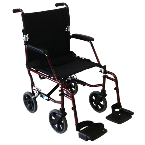 Ultra Light Travel Wheelchair