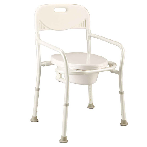 Portable Folding Commode BE0210