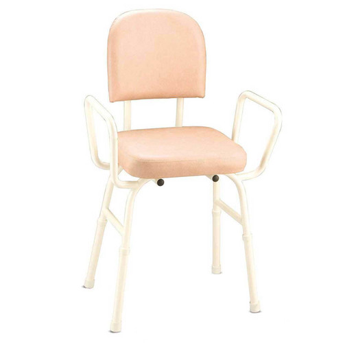 Perching Stool with Arms ED0770