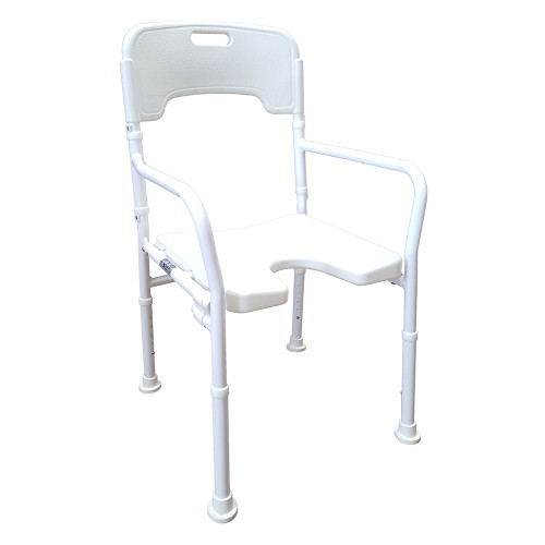 Portable Shower Chair PQ102FL Open
