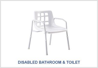 Disabled Bathroom & Toilet Equipment