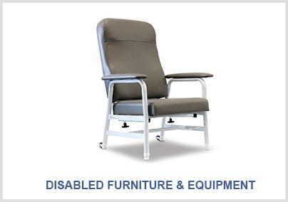 Disabled Furniture & Equipment