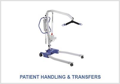 Patient Handling & Transfer Equipment