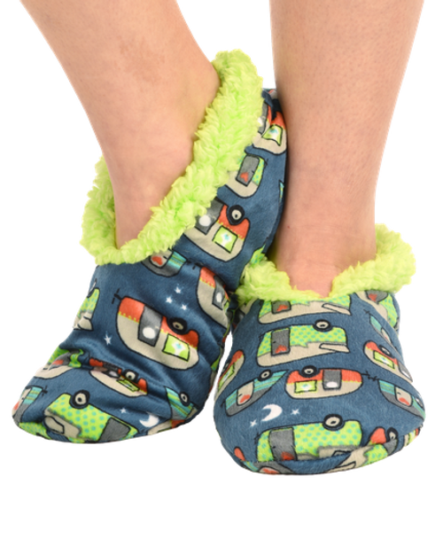 Cozy Slippers Camping Glamping