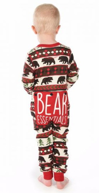 Childrens Bear Essentials Flapjacks Onesie