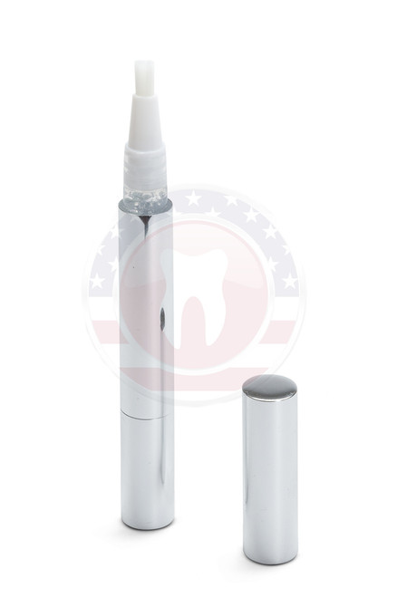 2mL Shiny Aluminum  Whitening Pen ( Sold in 100 Unit Increments)