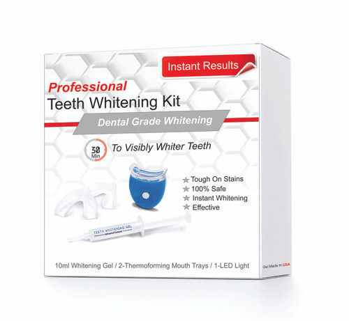 10cc WHITENING KIT WITH BOX (SOLD IN PACKS OF 100 UNITS)