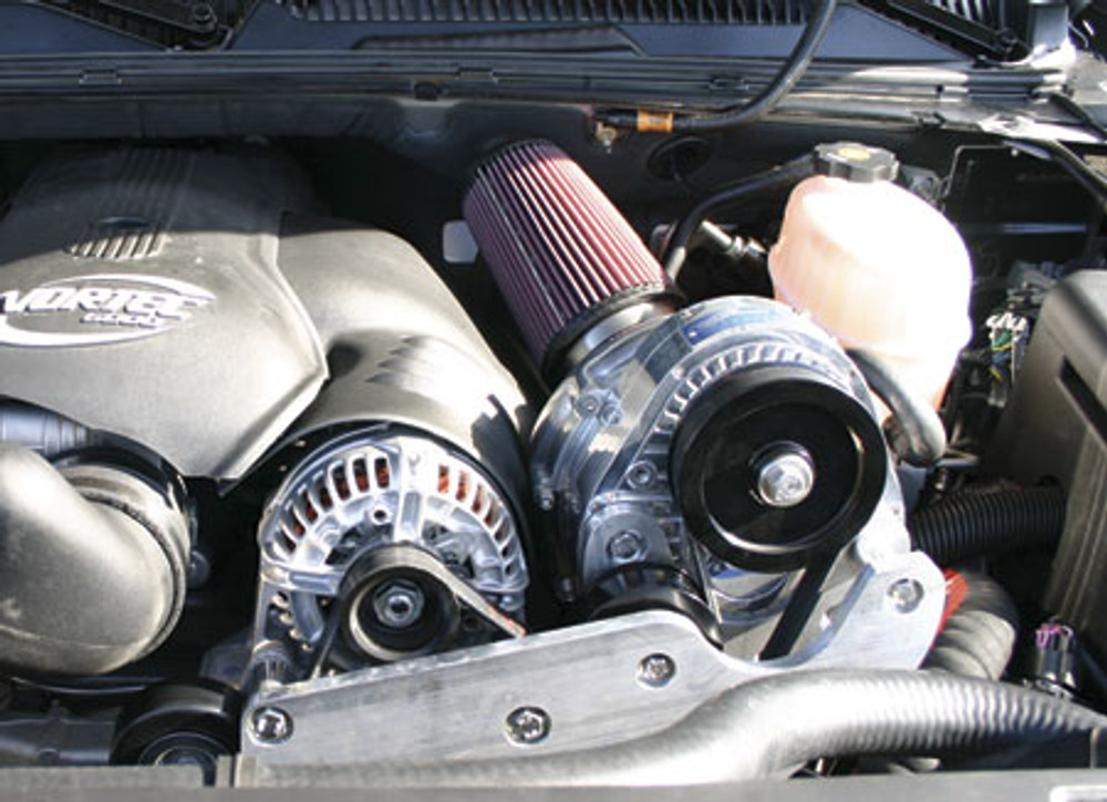 ProCharger HO Intercooled Supercharge 03-06 GM Truck V8