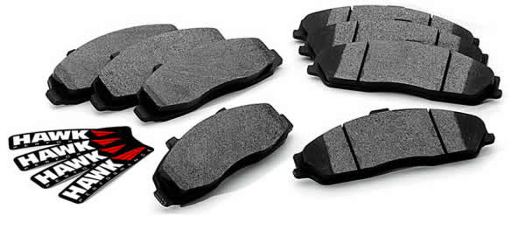 Generic Hawks Brake Pads shown