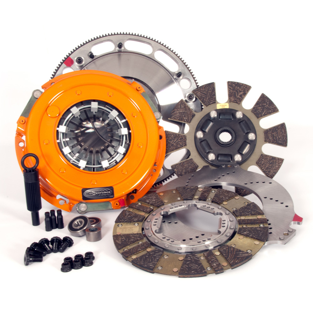 Centerforce DYAD Drive System Twin Disc Clutch For LS9 C6