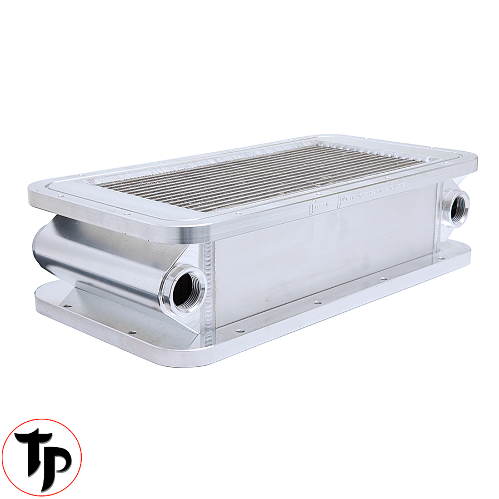 Tick Billet Air-to-Water Intercooler for Holley Ram Intakes