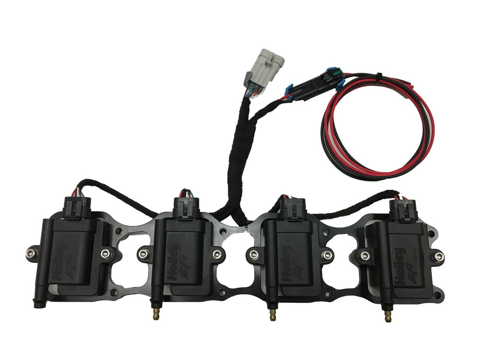 TICK PERFORMANCE Holley Smart Coil/IGN1-A Coil Harness, Part #TPCOILSH