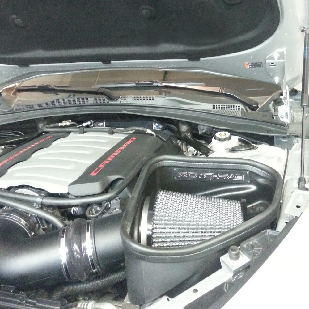 2018 HOT DEAL: Roto-Fab Cold Air Intake with Dry Filter & Kooks Headers with Connection Pipes Combo Deal