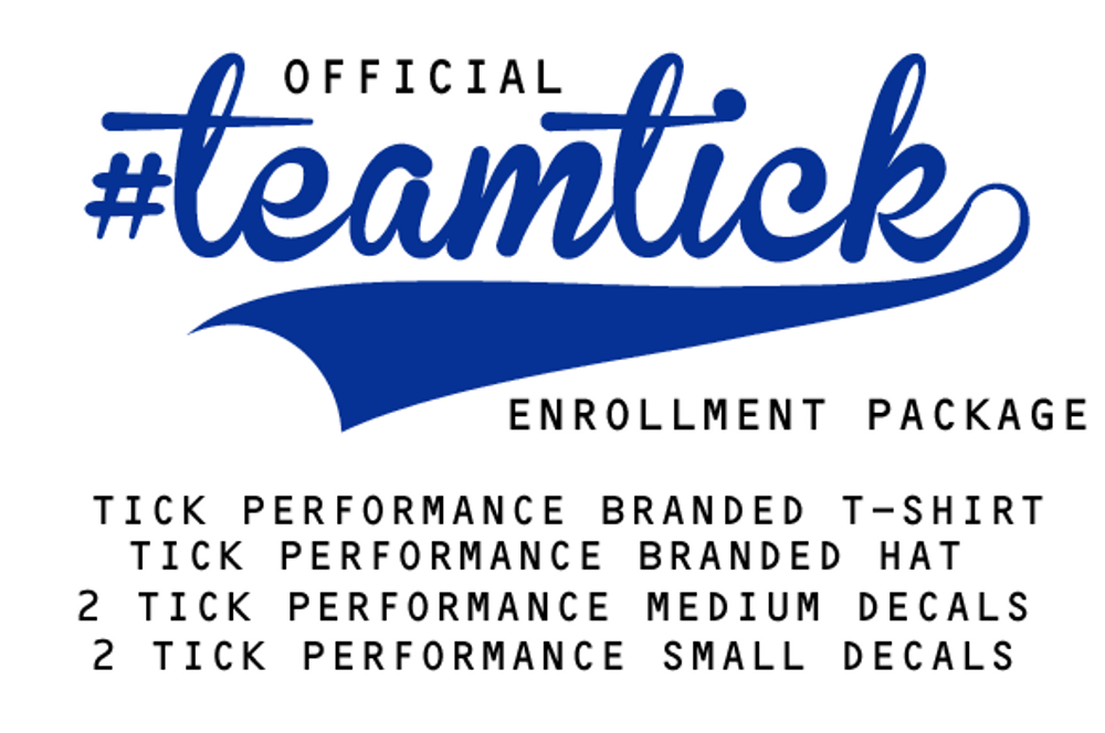 Joining #TeamTick Gives You YEAR-ROUND Access to Sponsorship Pricing on TENS of THOUSANDS of Parts!