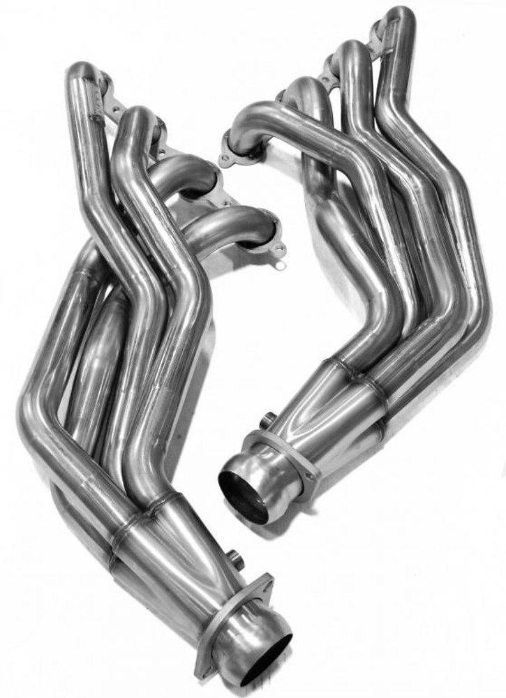 """Kooks 1-7/8"""" x 3"""" Headers and Off Road X-Pipe for 2009-2015 CTS-V #2311H410"""