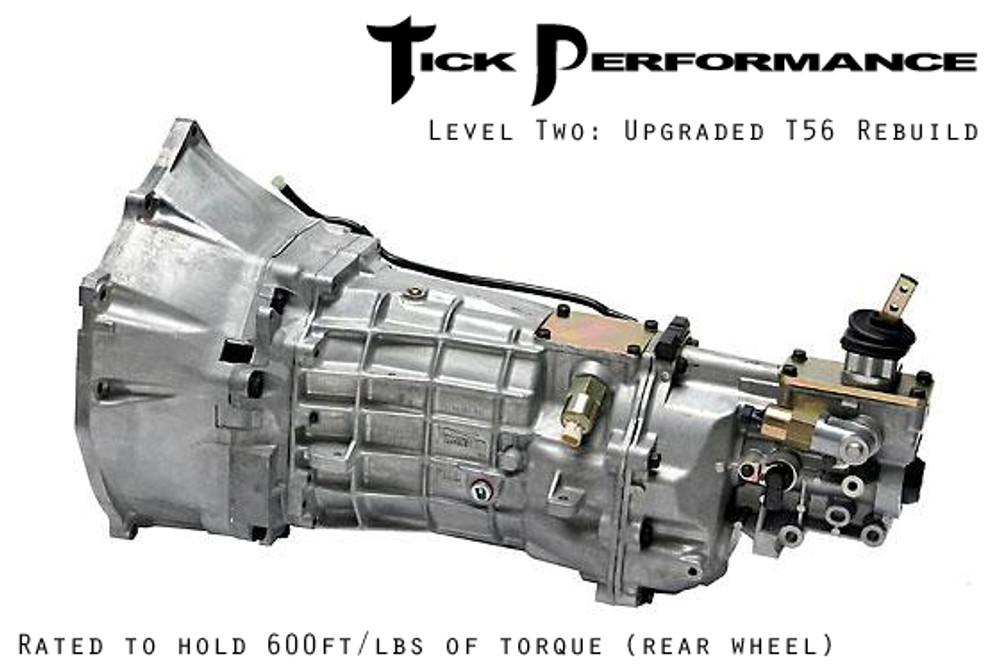 camaro engine rebuild