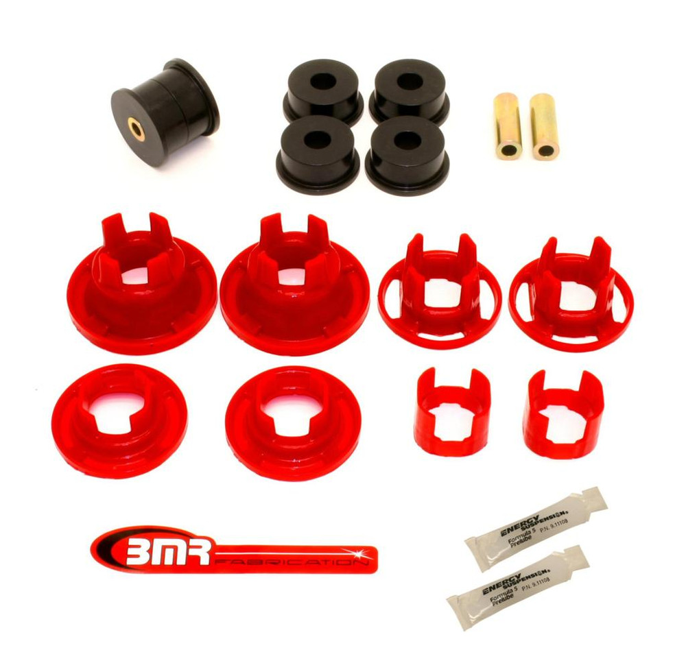 BMR Rear Cradle Bushing Kit (BK001 & BK016 - Street Version)