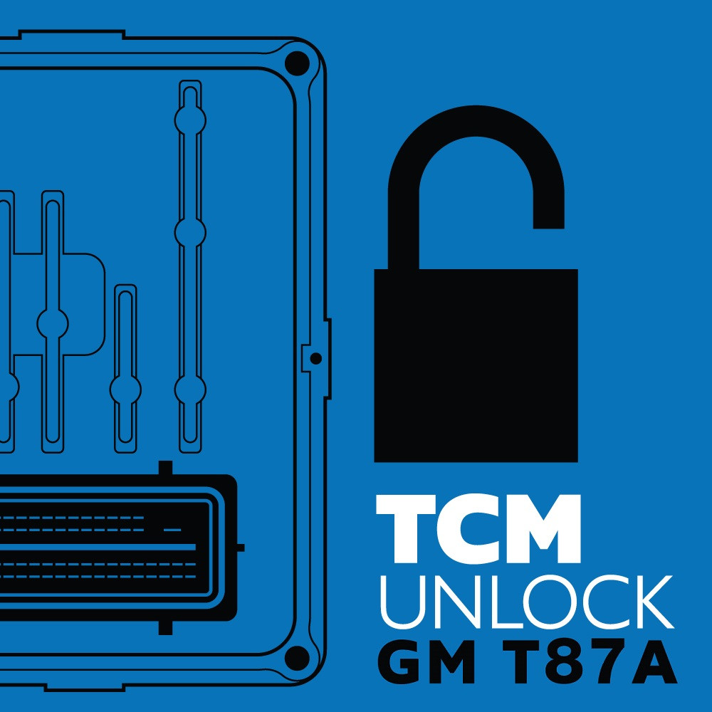 HP Tuners TCM Unlock Service – GM T87A