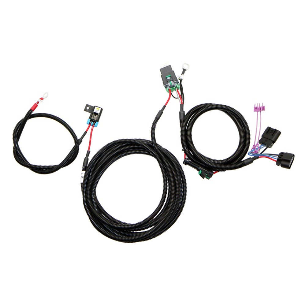 racetronix gm suv/truck 280 fuel pump wiring harness pn: fpwh-022 �  fpwh-022 racetronix