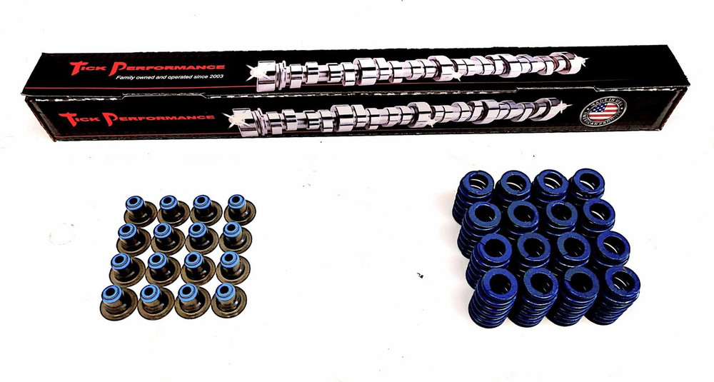 Tick Performance Economy Series Camshaft Package for 1999+ GM LS Truck Engines