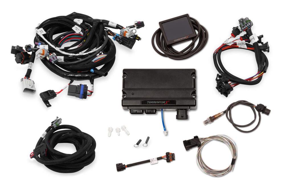 Holley EFI Terminator X LS1 24X/1X MPFI Kit #550-903