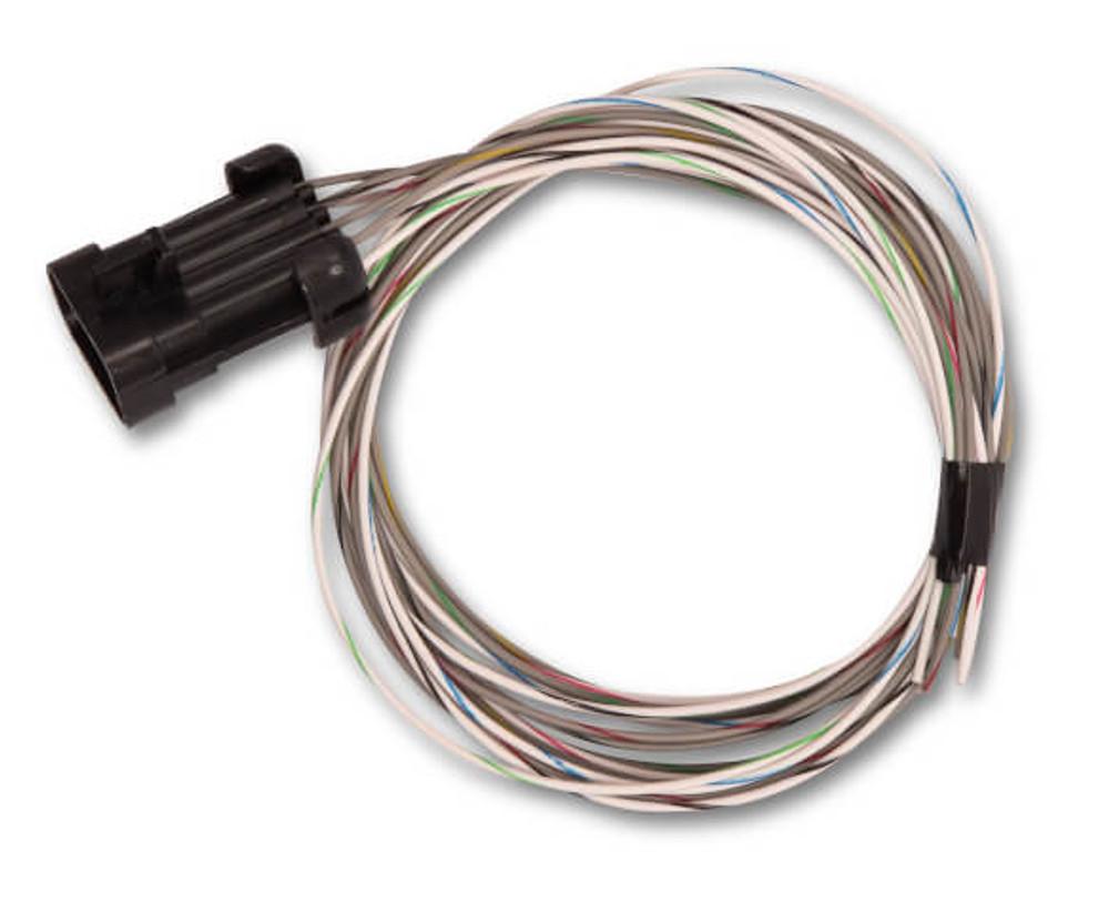 Holley EFI Terminator X MAX LS2/LS3 & Late 58X/4X LS Truck MPFI Kit with DBW Throttle Body Control #550-931
