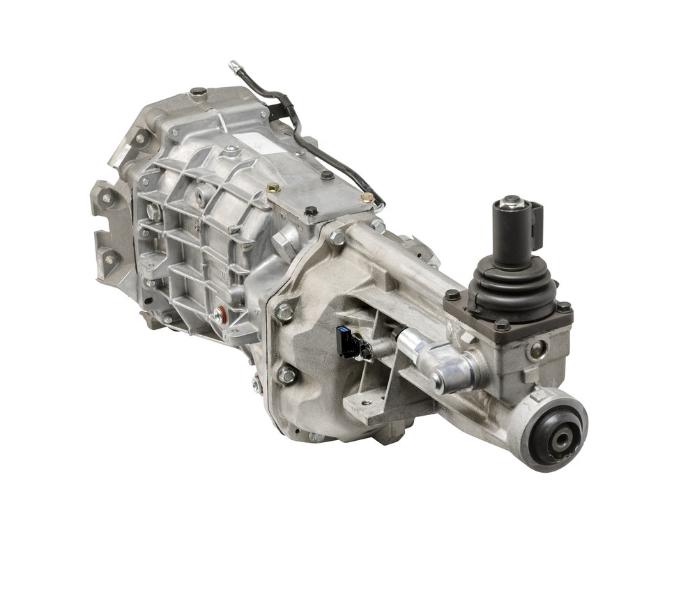 Tremec T56 Magnum XL Manual Transmission 6-Speed with 2.66:1 Gear Ratio for Ford V8 Part# TUKT12019