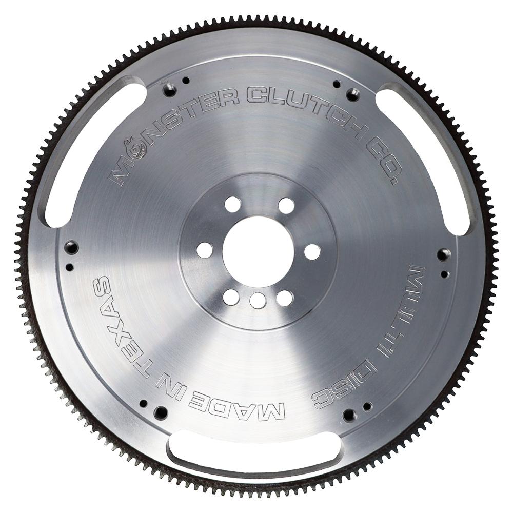 S Series Triple Disc Clutch Kit & Flywheel GTO (Torque Capacity: 1150rwtq)