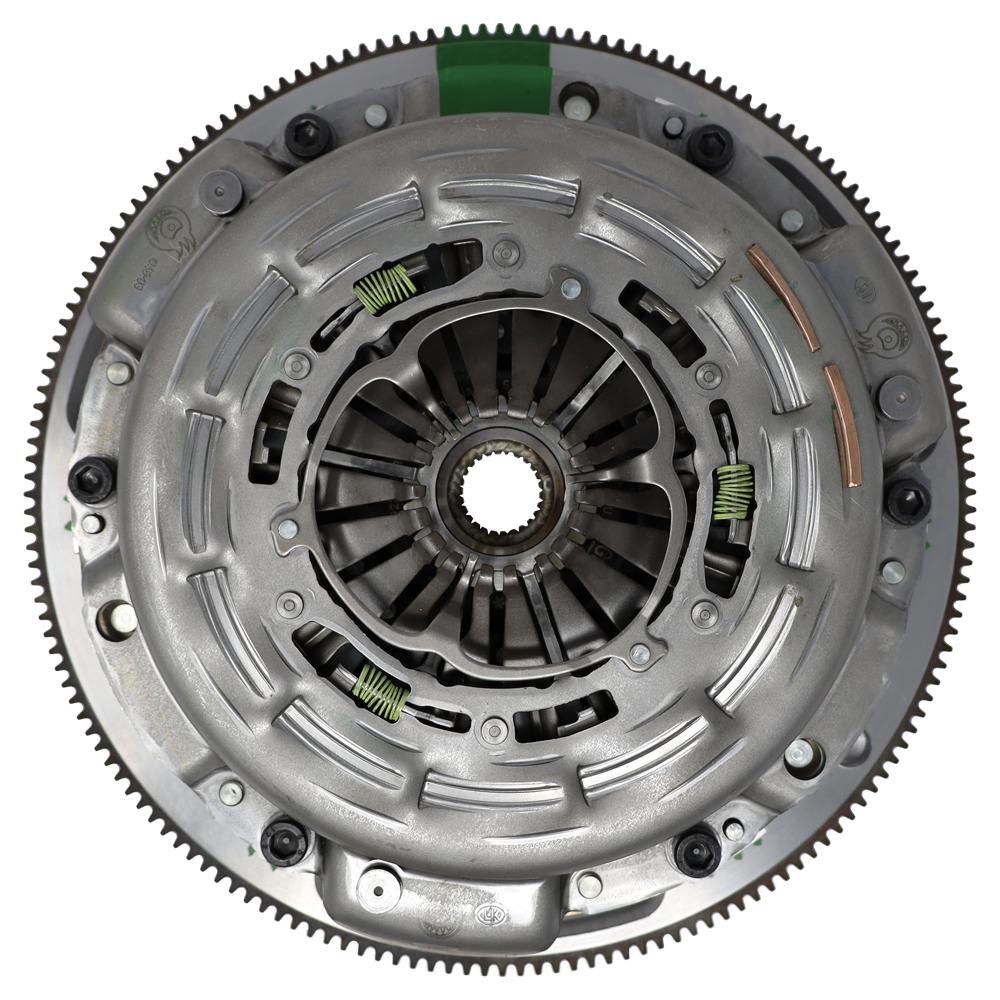 SK Series Triple Disc Clutch Kit & Flywheel GTO (Torque Capacity: 1300rwtq)