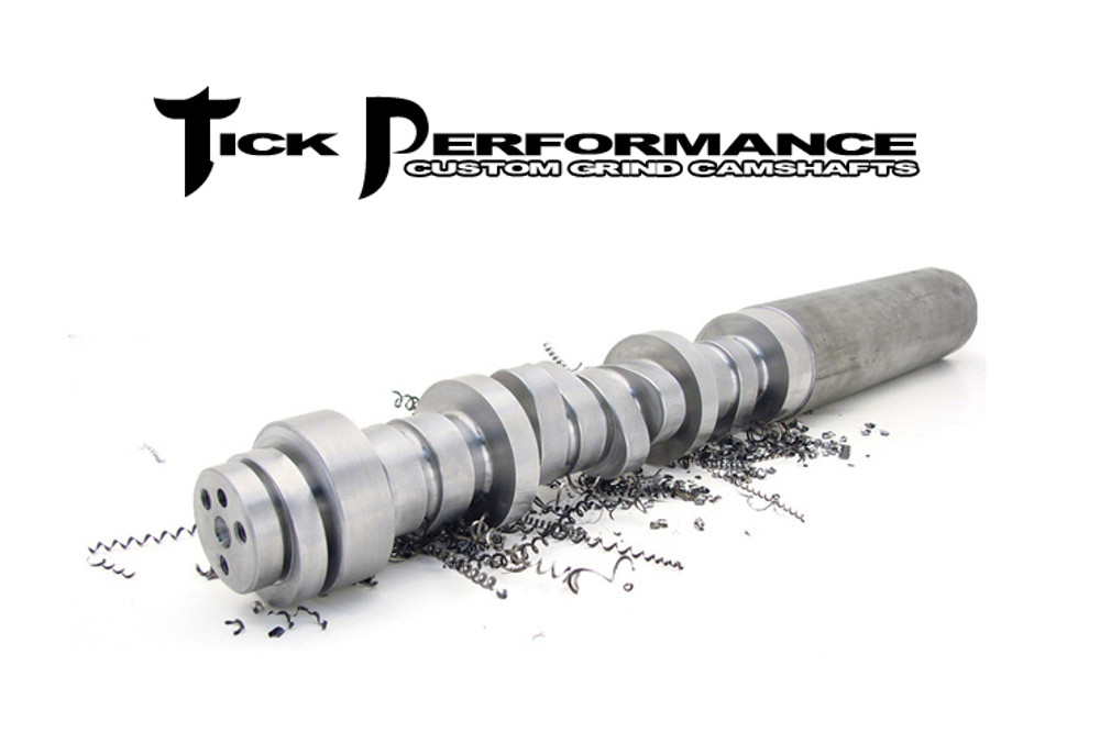 Tick Performance CUSTOM Camshaft for All LSx Engines