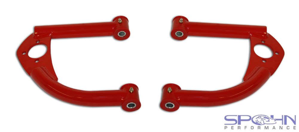 SPOHN Tubular Front Upper A-Arms with Bushings