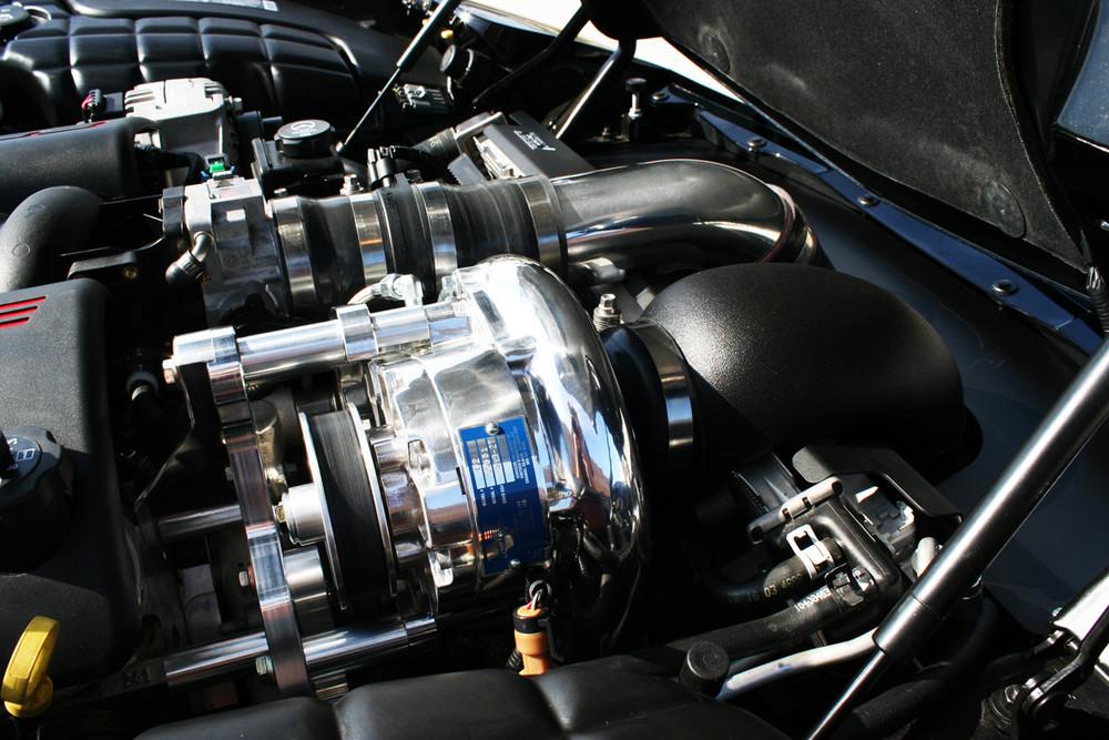 A&A Corvette Vortech Supercharger Kit for 97-04 Corvette & Z06 (LS1 & LS6)