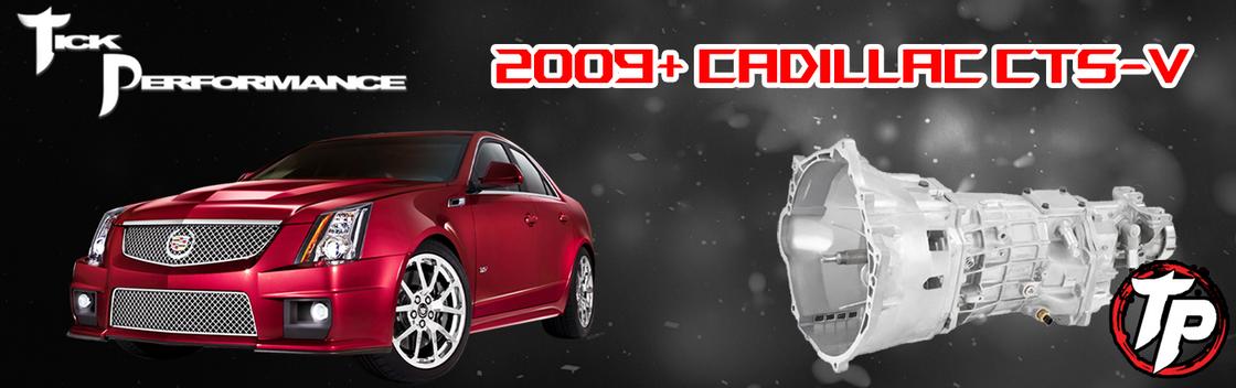 2009+ Cadillac CTS-V