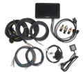 """Holley Stand Alone Digital Dash Kit, 7"""" Digital Dash, Compact & Fully Customizable, Part# 553-109"""