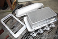 Tick Performance Air-to-Water Intercooler for ALL Holley Hi-Ram and Mid-Ram Manifolds