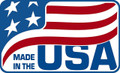 Proudly Made in NC, USA