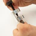 how to gap spark plug