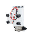 Transmission fluid pump for bungs and sprayers.