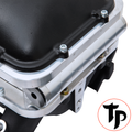 Tick 1400hp Low-Profile Billet Air-to-Water Intercooler for all Holley Ram Intakes