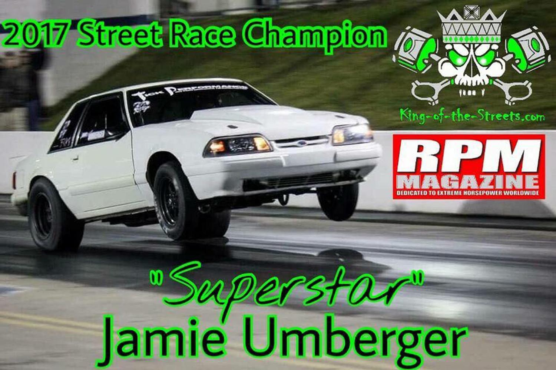 #TeamTick Member Jamie Umberger wins 2017 Virginia King of the Streets Championship
