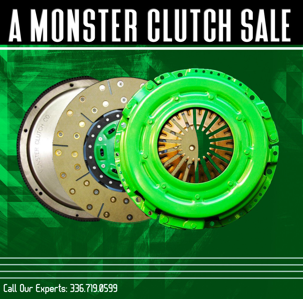 Tick's Monster Clutch Sale - View for Promo Codes