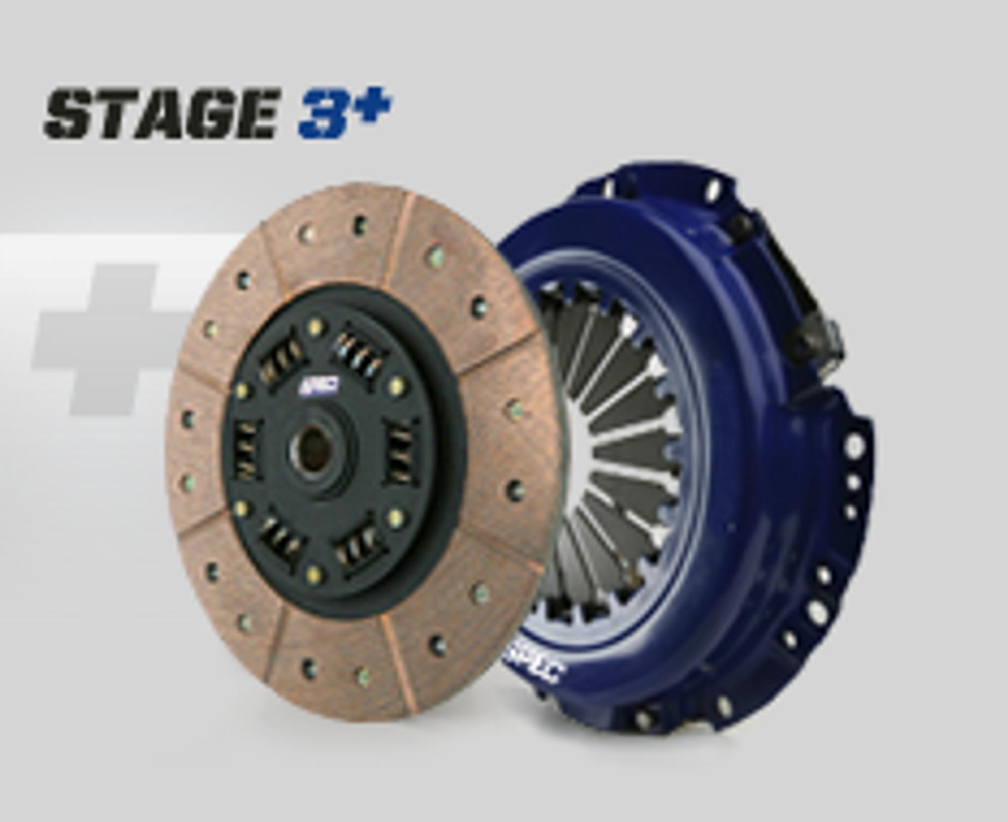 SPEC Stage 3+ LS2/LS3/LS7 Stock Style Clutch Kit (torque capacity: 900)