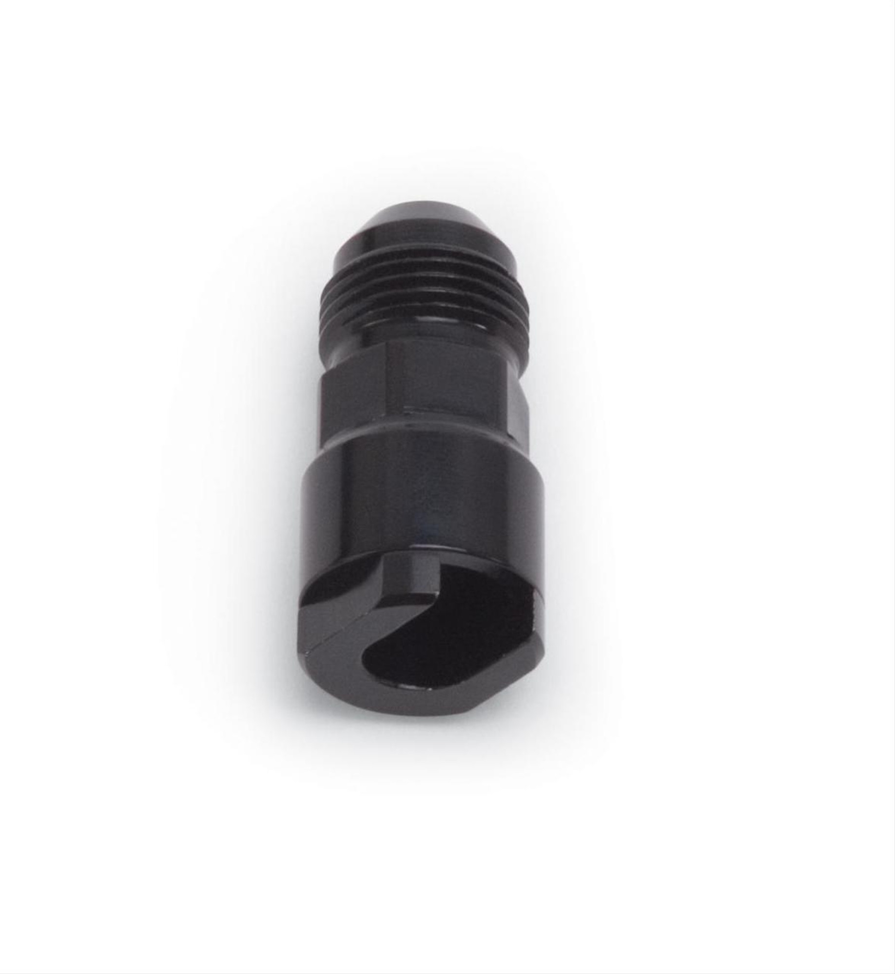 """Russell 644123-6AN Male to 3//8/"""" SAE Quick EFI Adapter Fitting"""