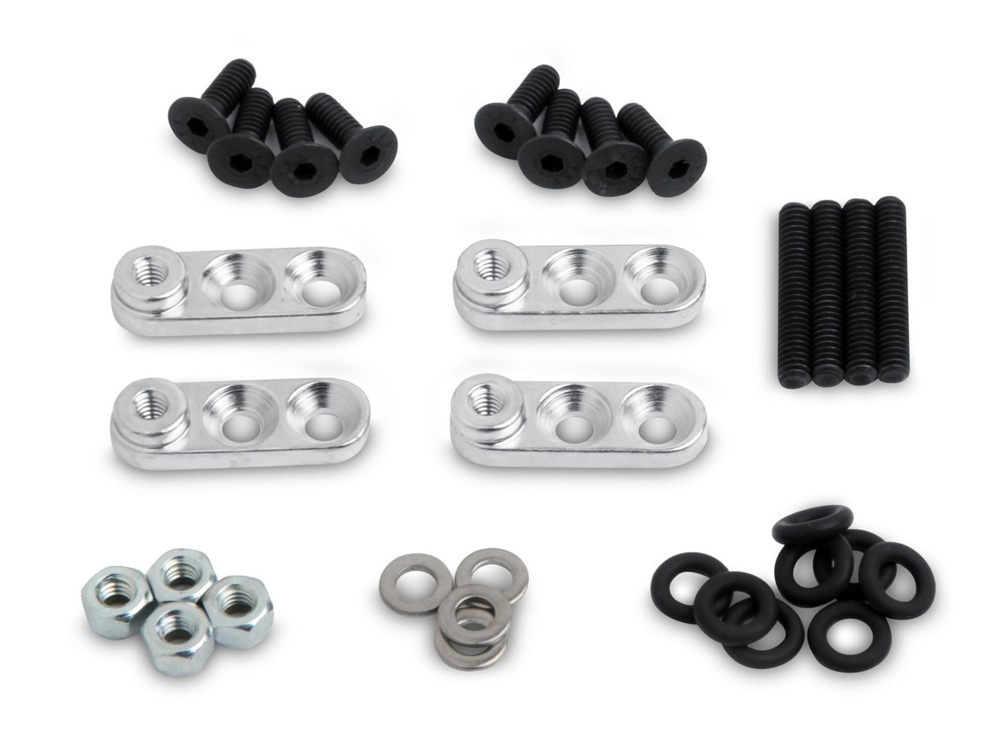 Holley Intake Manifold Hi-Ram Fuel Rail Adapter Kit for LS7 Injectors, Part  #300-230