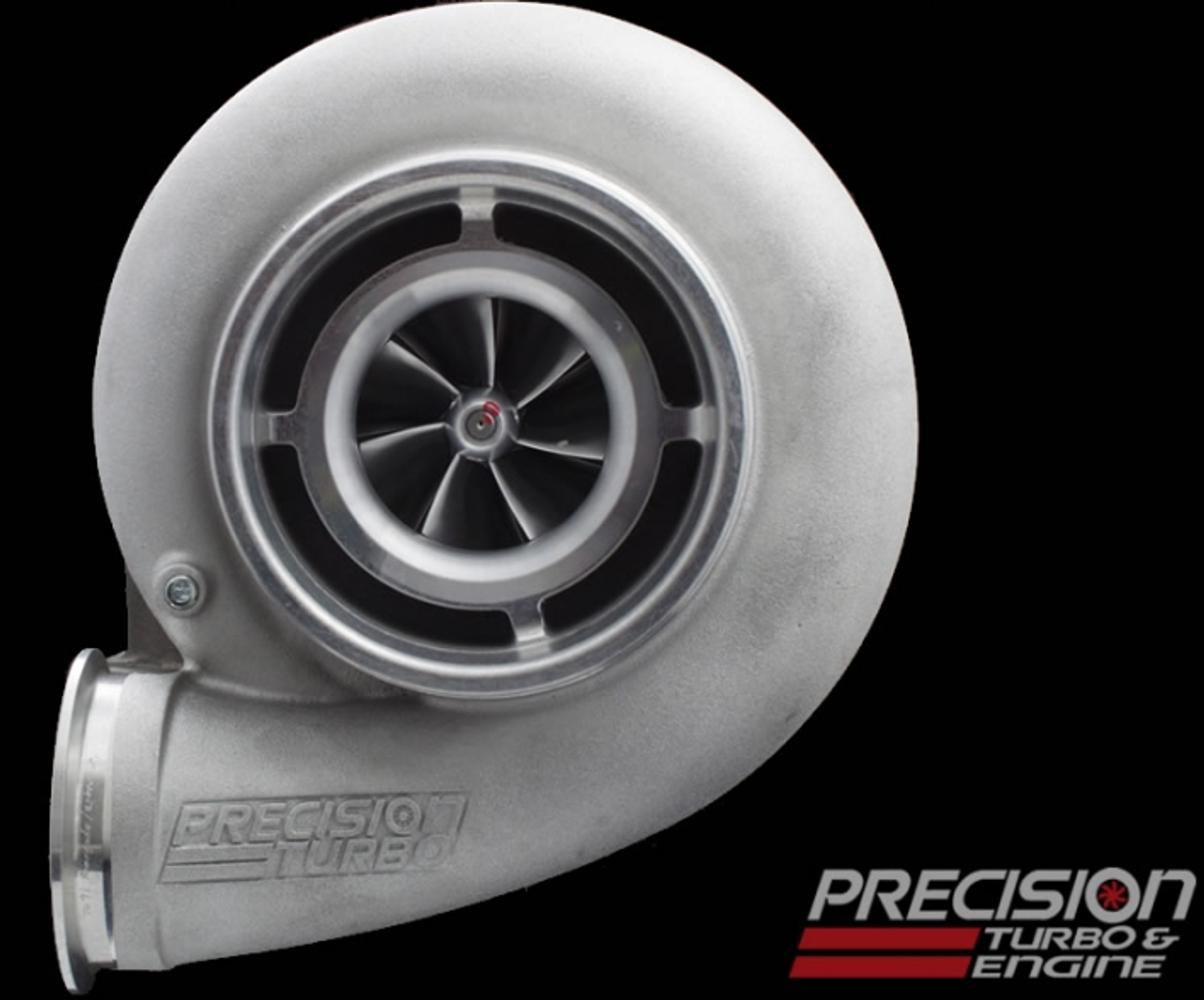 Precision Turbo Class Legal Turbocharger 76mm for NMRA Renegade & NMCA  Xtreme Street, Part #12216224469