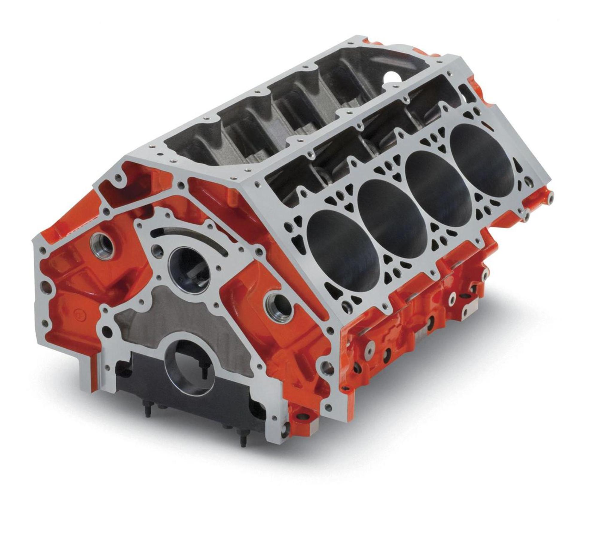 GM Performance LSX 376 Block 9240 Deck 4065 Bore Part 19260095