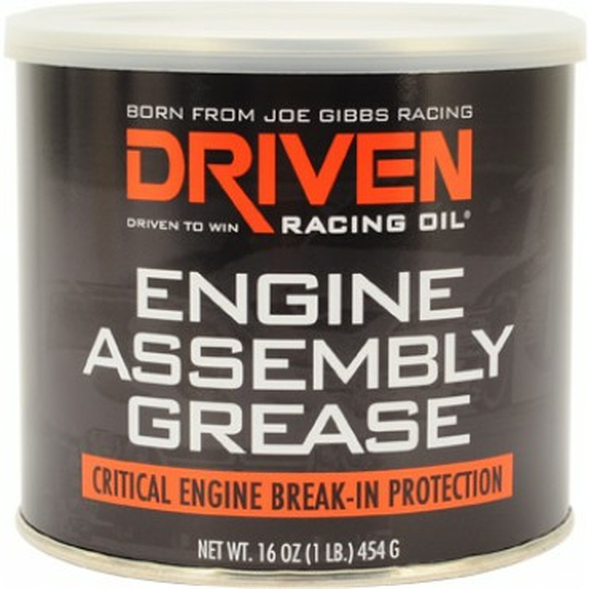 Joe Gibbs DRIVEN Engine Assembly Grease 1LB Tub, Part #JGR